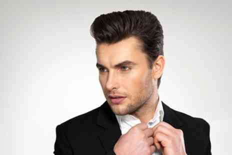 ACUTE BARBERS - Mens Haircut and Facial - Save 59%