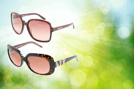 Designer Sunglasses Brands - Pair of Miss Sixty sunglasses - Save 76%