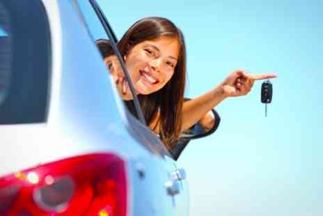 Ticket2drive Driving School - Two 90 Minute Driving Lessons - Save 48%