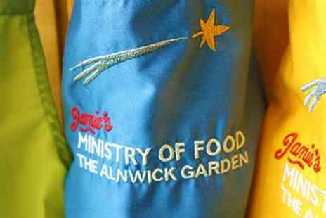 The Alnwick Garden - Jamies Ministry of Food Childrens Cookery Class - Save 33%