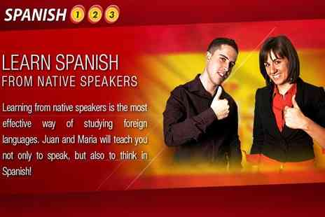 Fun Media - Spanish lessons from the experts - Save 90%