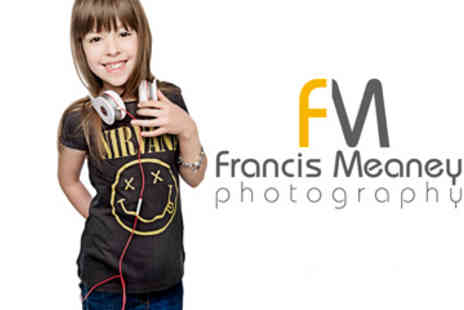 Francis Meaney Photography - One Hour Photo Shoot with a 10 x8  Print - Save 86%