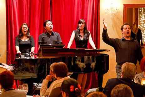 Bel Canto - Live Opera Dining With Kir Royale - Save 54%