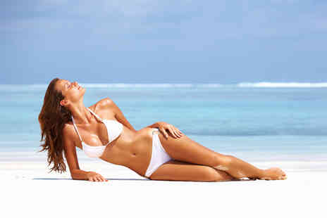 Pure Hair & Beauty - Waxing package including lower leg Brazilian or Hollywood & underarms - Save 53%