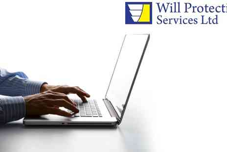 Will Protection Services - Professional Will Writing - Save 84%