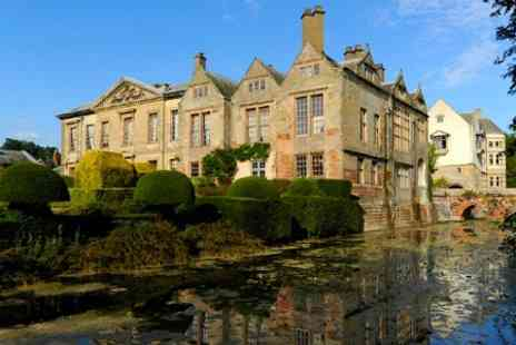 Coombe Abbey Hotel - In Warwickshire One Night Stay For Two - Save 26%