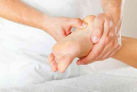 DR Massage and Fitness - Pedicure Treatment - Save 40%