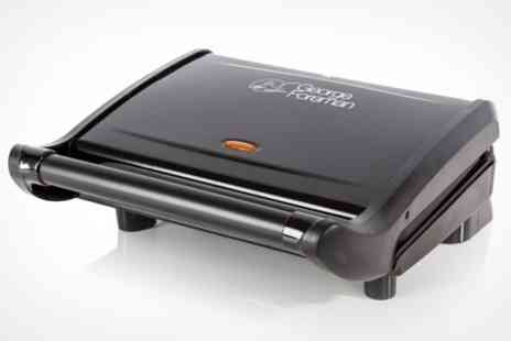 Deluxe Home Brands - George Foreman Family Grill - Save 52%