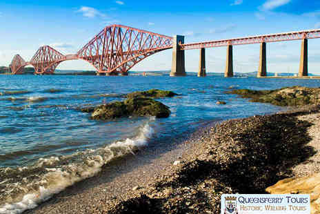 Queensferry Tours - Walking Tour of Queensferry for Two People - Save 55%