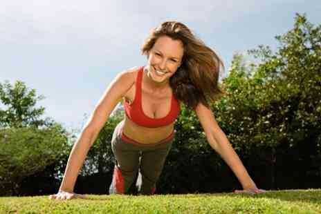 Belly Burn Off Boot Camp - Three Weeks Boot Camp - Save 63%