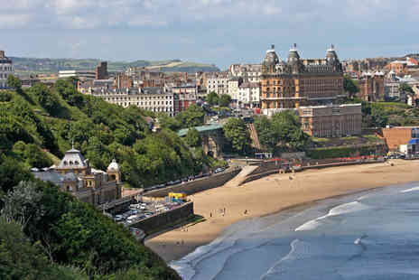 The Royal Scarborough Hotel - 2 Night break for two including breakfast - Save 57%