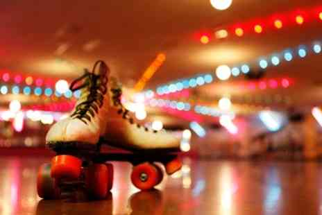 Roller City Rochdale - Roller Skating For Two - Save 56%