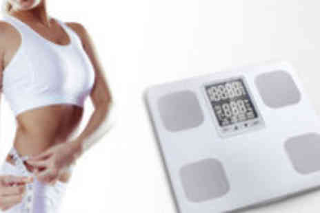 Pine Appz - Set of body fat scales - Save 76%