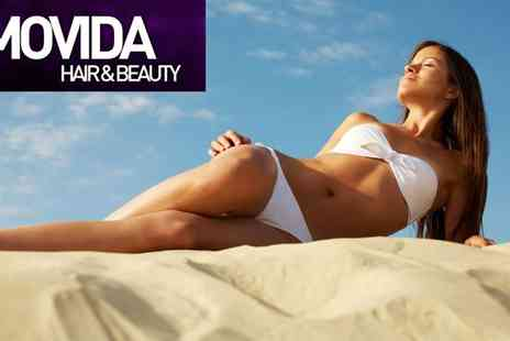 Movida - Tan Truth Full Body Spray Tan - Save 53%