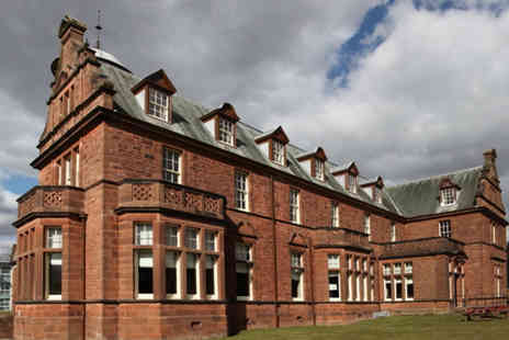 Aston Hotel Dumfries - 2 Night stay for 2 including breakfast, bottle of Prosecco, chocolates & fruit basket - Save 50%