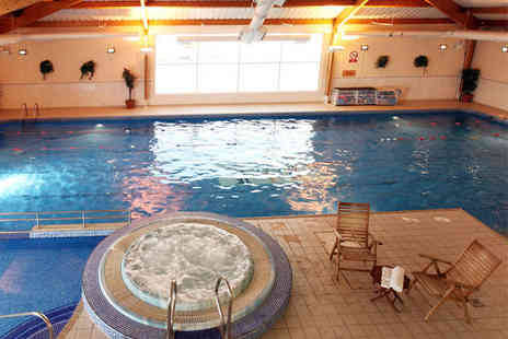 Fountain Spa Health - Spa Pass for Two with Full Use of Facilities and Towel Hire - Save 81%