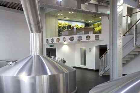 Robinsons Brewery Visitors Centre - Brewery Tour with Pint of Beer Each for Two Adults - Save 22%