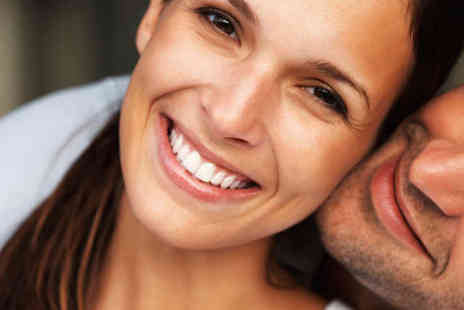 Teeth Whitening Factory - LED Teeth Whitening Session - Save 60%