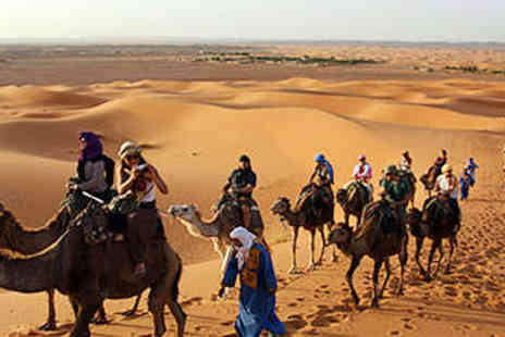 Encounters Travel - A Tour of Amazing Intoxicating Morocco - Save 25%