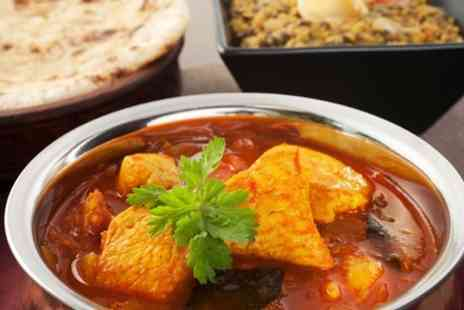 Chutney Ivy - Nine Dish Indian Meal With Sides - Save 50%