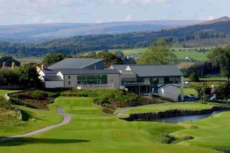 Castle Dargan - In County Sligo One Night 4star Stay For Two With Golf or Spa Treatment - Save 55%