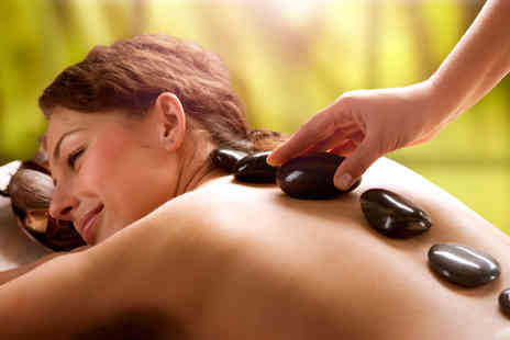 Neishka Balancing Massage Therapies - Indian head and hot stone massage with a facial - Save 53%