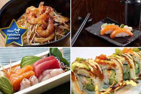 Me Love Sushi - Delicious sushi  - Save 67%