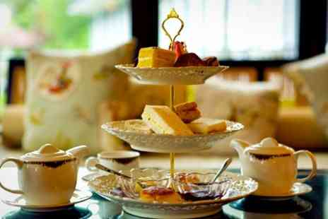 Greenstead Farm Shop - Afternoon Tea For Two - Save 50%