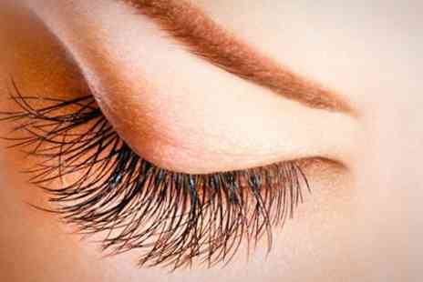 Pure Beauty - Full Set of Eyelash Extensions - Save 68%