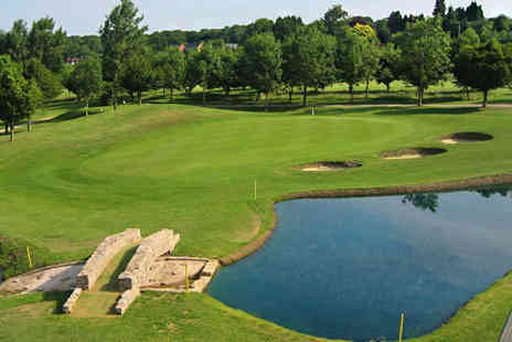 Forest Hills Golf Club - 18 Holes of Golf for Two with Meal Each - Save 50%