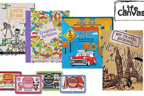 Parragon Books - Creative Holiday Fun Selection of interactive Arts Products - Save 50%