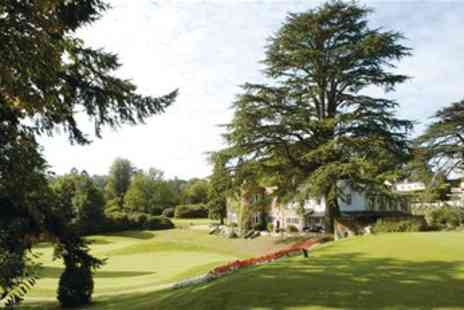 Donnington Valley Hotel & Spa - Deluxe Berkshire Break with Champagne Cream Tea - Save 54%