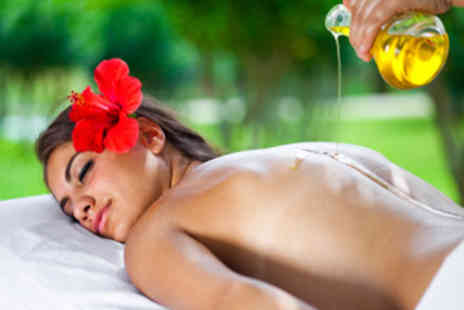 Beauty Boudoir - 1 Hour Full Body Aromatherapy Massage - Save 50%