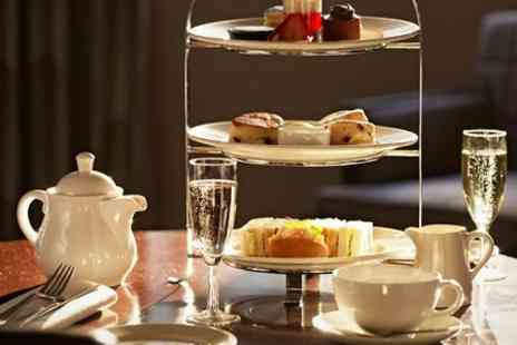 Thistle Marble Arch - Champagne Afternoon Tea For Two - Save 59%