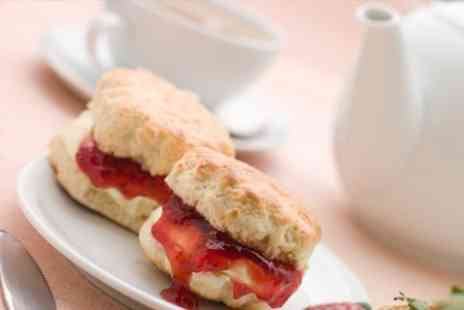 Ivory and Willow - Afternoon Tea For Two - Save 52%