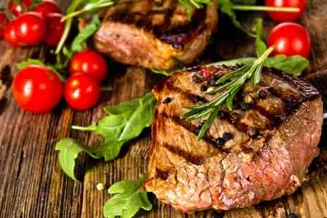 The Tattershall Park - Steak Meal For Two - Save 53%