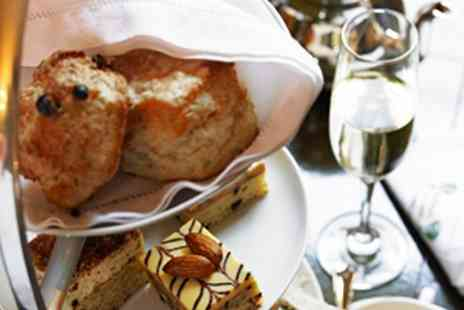 The Royal Lodge - Cream Tea For Two With Bubbly - Save 53%