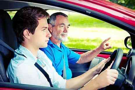 Young Drivers Academy - Three Hour Driving Academy For Teens - Save 51%