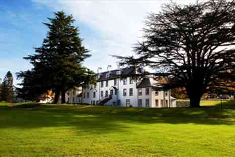 Moness House Hotel - Country House Spa Day including Massage & Lunch - Save 48%