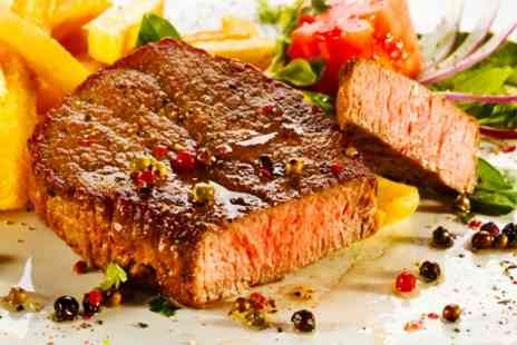 Toast Cafe Bar & Grill St Annes - Steak Dinner With Wine - Save 51%