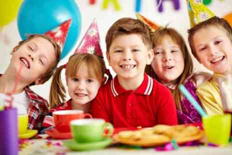 The Play Shack - Childrens Party For 10 Guests With Food and Drink - Save 51%