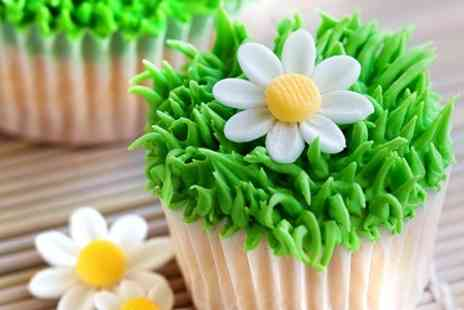 Teach Me Sugarcraft - Cupcake Decorating Class - Save 73%