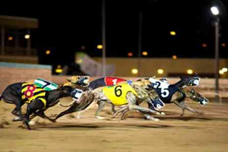 Swindon Greyhounds - Entry For Two With Burger and Drink - Save 69%