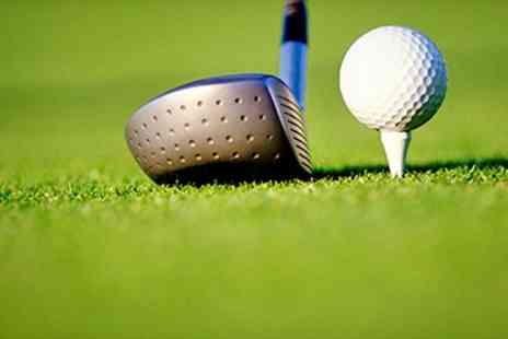 Windyhill Golf Club - Day of Golf For Two With Food - Save 75%