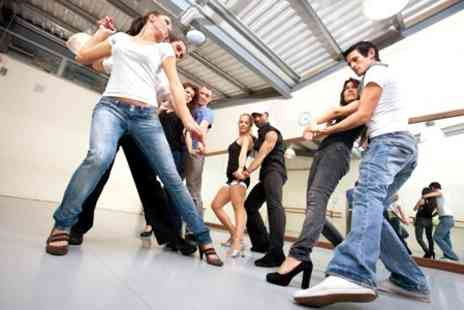 Brunito Salsa - Five or Ten Dance Classes - Save 77%