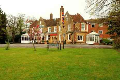 Larkfield Priory Hotel - In Kent One Night Stay For Two With Breakfast - Save 39%
