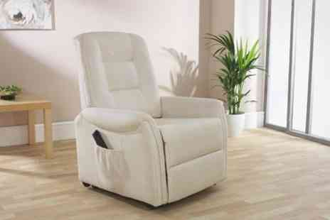 James Russell - Rise and Recline Chair - Save 54%