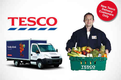 tesco com - £30 to spend on your First Grocery Order - Save 33%