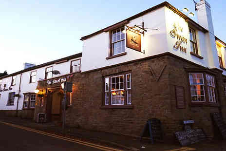 The Swan Inn - Take a rural break for two in the glorious countryside town of Kington - Save 52%