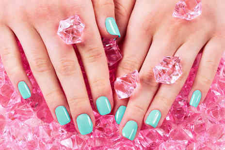 Celestial Beauty - Luxury manicure & pedicure - Save 74%